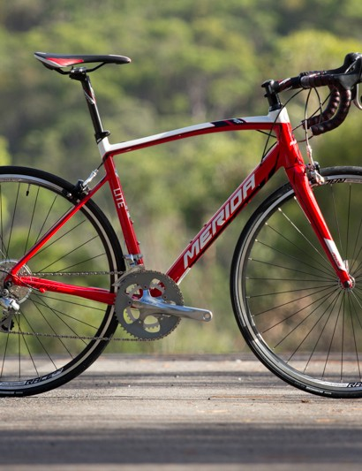 The Merida Ride 93 is another strong option, though also the most expensive on test (just)