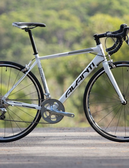 Avanti Giro 3 - another great option if you're seeking a more upright, compact position