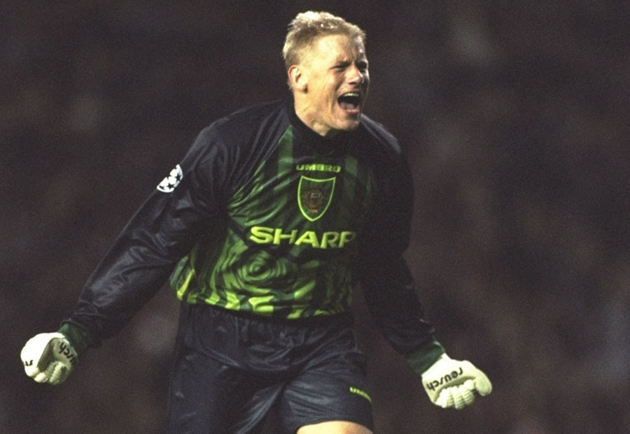 The legendary keeper won the Premier League five times