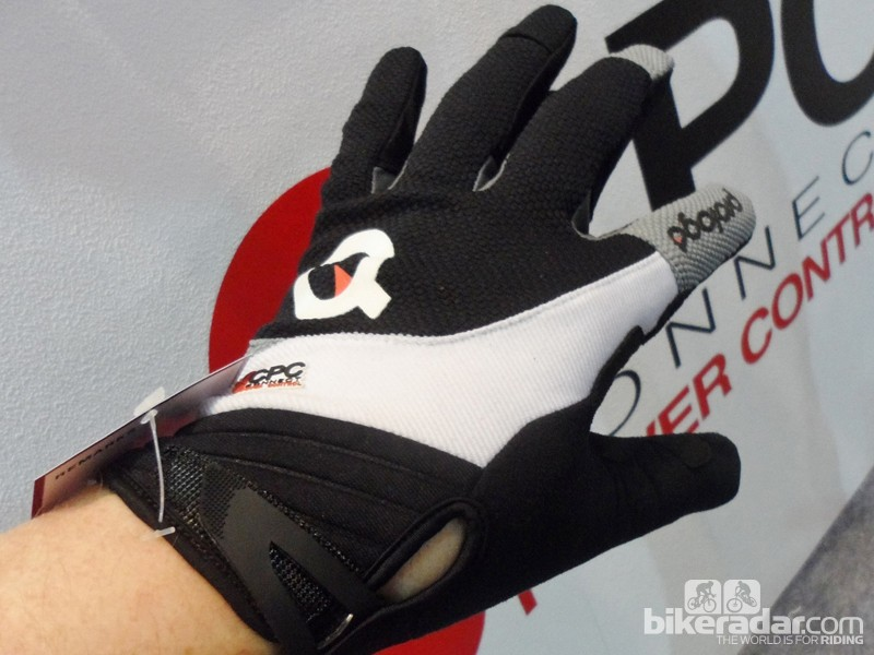 The Enduro's outer has reinforced fingers, a padded adjustable cuff and breathable fabric
