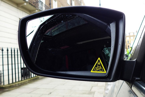 Motoring organisation the AA has launched its Think Bikes wing mirror sticker campaign to remind drivers to look out for cyclists and motorbike riders