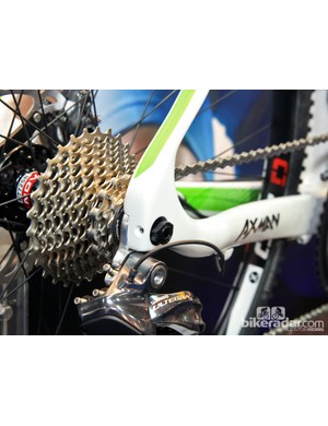 Mark our words - thru-axles are coming to road and 'cross bikes in a big way