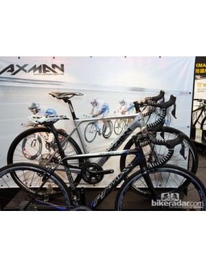 The Axman disc brake road bike features extra clearance for higher-volume rubber. It's not quite so generous to be considered a legitimate gravel bike, though
