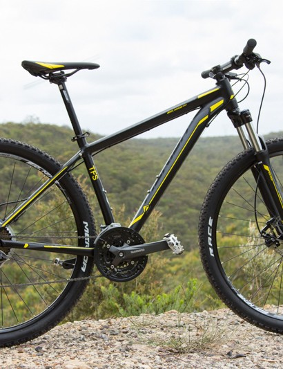 The Merida Big Nine 100 is by no means a bad bike, we just feel the $999 price is a little too high