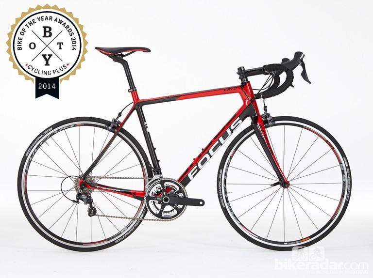 2390b282209 Focus Cayo Evo 2.0 - BikeRadar