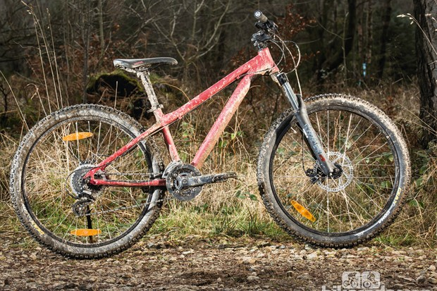 The 2014 Kona Shred
