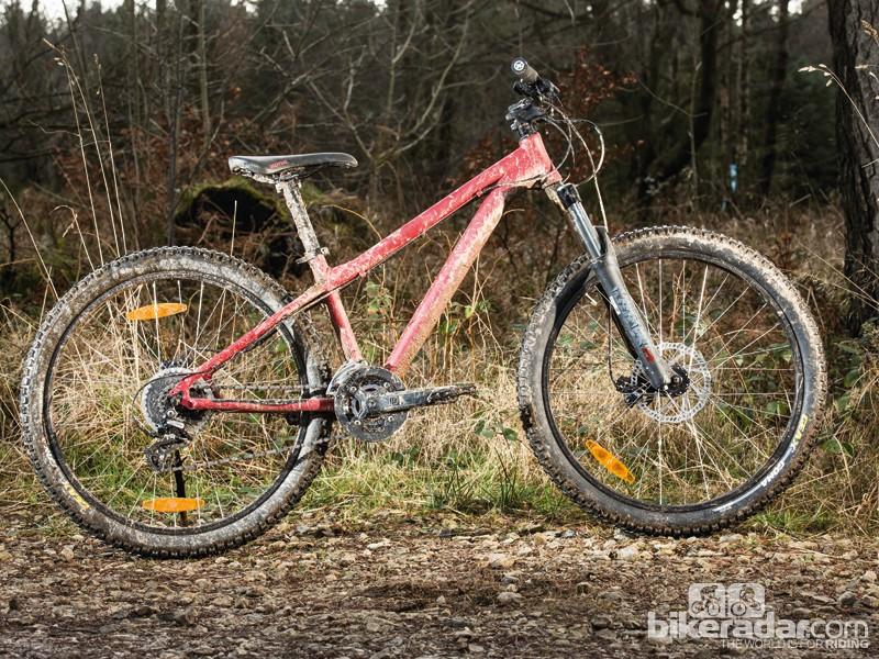 209f148cd4e Kona Shred - BikeRadar