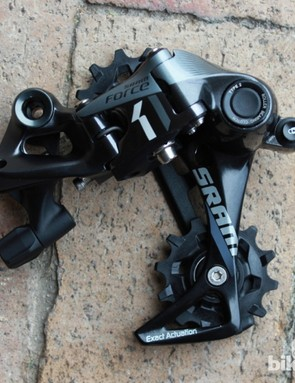 At the heart of the CX1 system is the Type 2 clutch derailleur