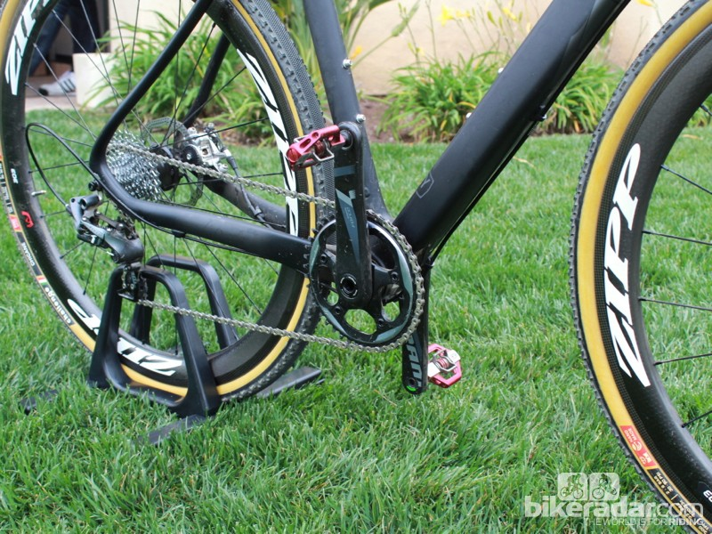 SRAM Force CX1 brings SRAM's one-by technology to the cyclocross scene
