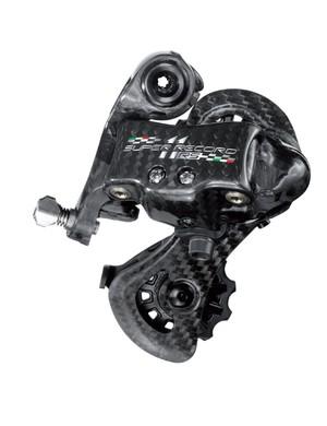 The Campagnolo Super Record RS rear derailleur