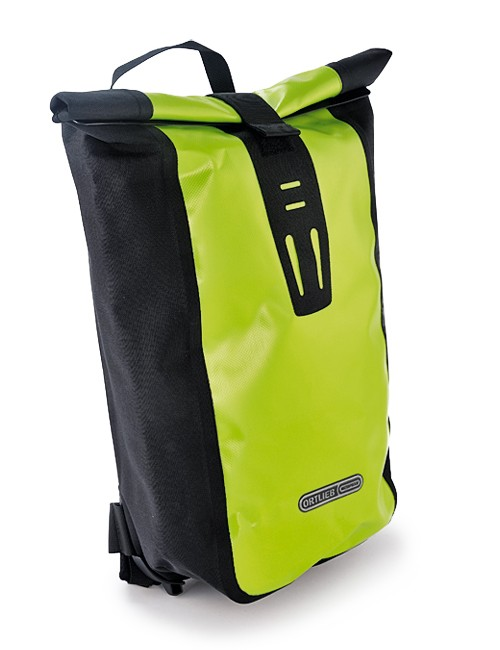 The Ortlieb Velocity has a volume of 20 litres