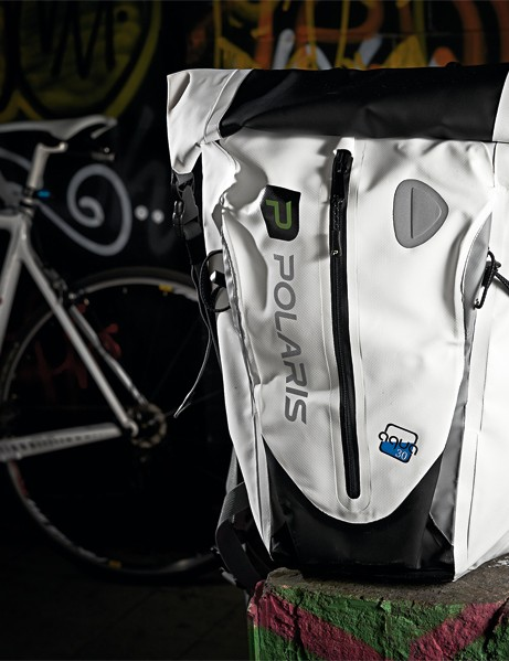 The Polaris Aquanought - on of our top picks of the best cheap but quality bags for using on the commute to work