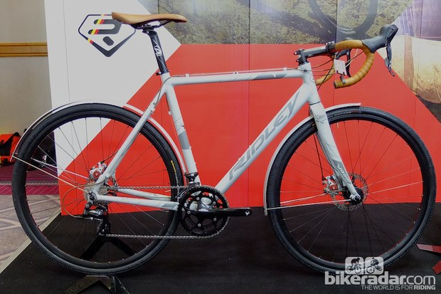 20 Disc All-Road is aimed at the rider wanting to keep their terrain options open