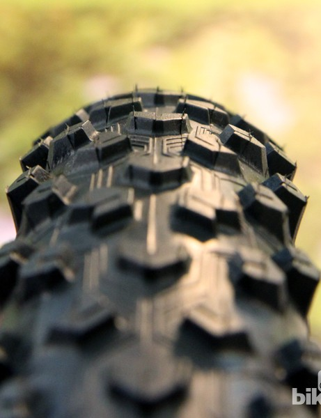 Hutchinson claims the new Taipan cross-country tyre is suitable for just about everything - from muddy to dry conditions, enduro and cross-country