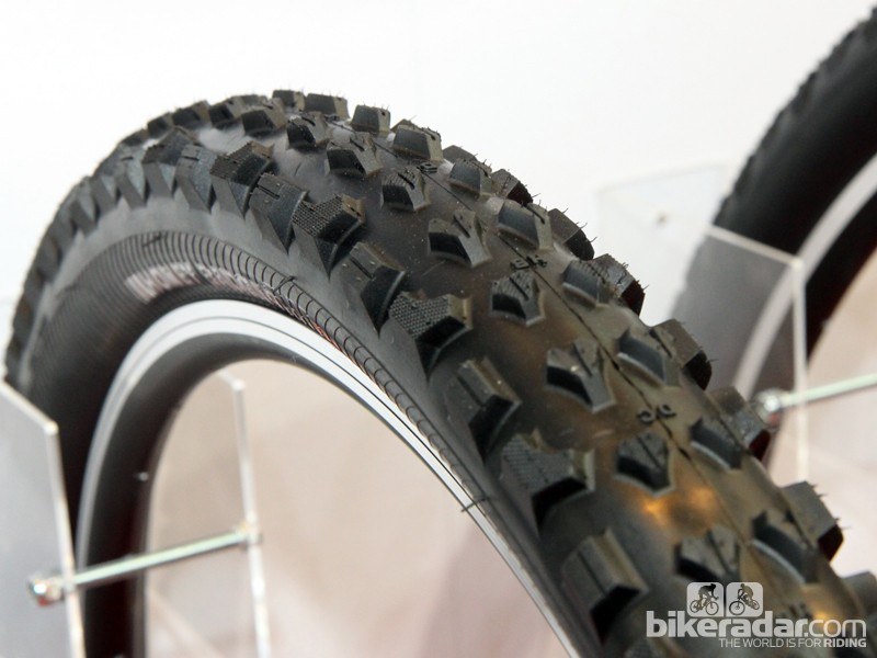 Kenda now has a downhill-specific version of the Honey Badger, offered in a 27.5x2.4in size
