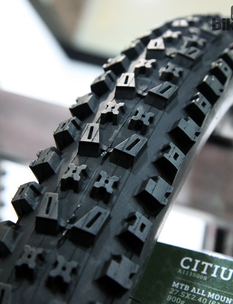 Onza says its new Citius downhill tyre is at its best on