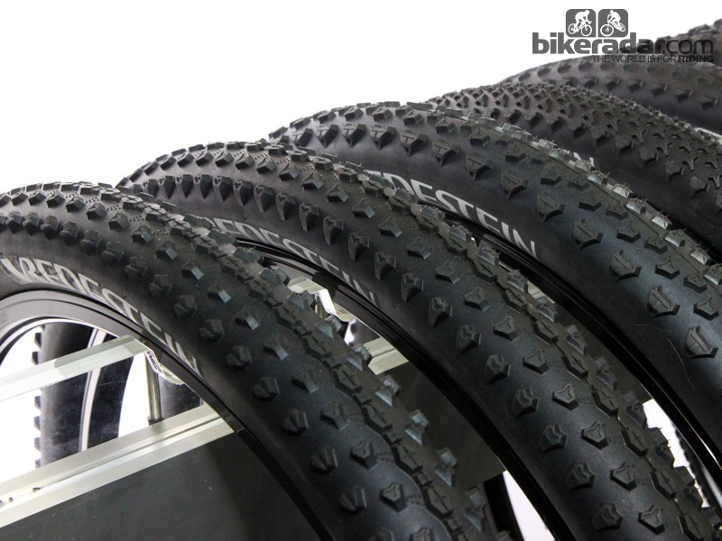 Vredestein's range of mountain bike tyres will now also be available in several 27.5in sizes