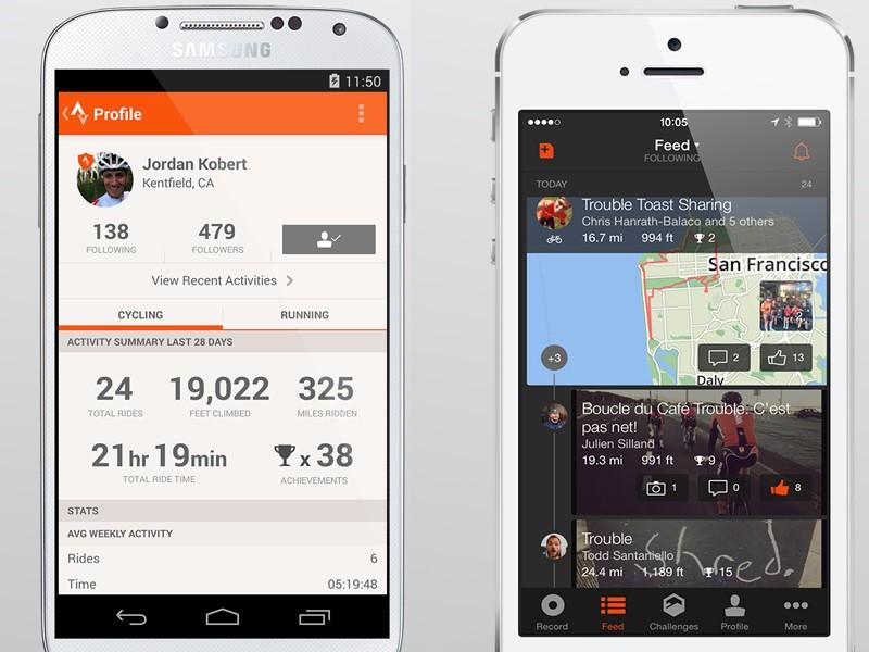 Strava releases new app, merging Ride and Run - BikeRadar