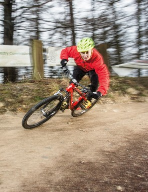 The P.Street 2 slingshots through berms and whips around corners with urgency, and pops and hops with easy agility
