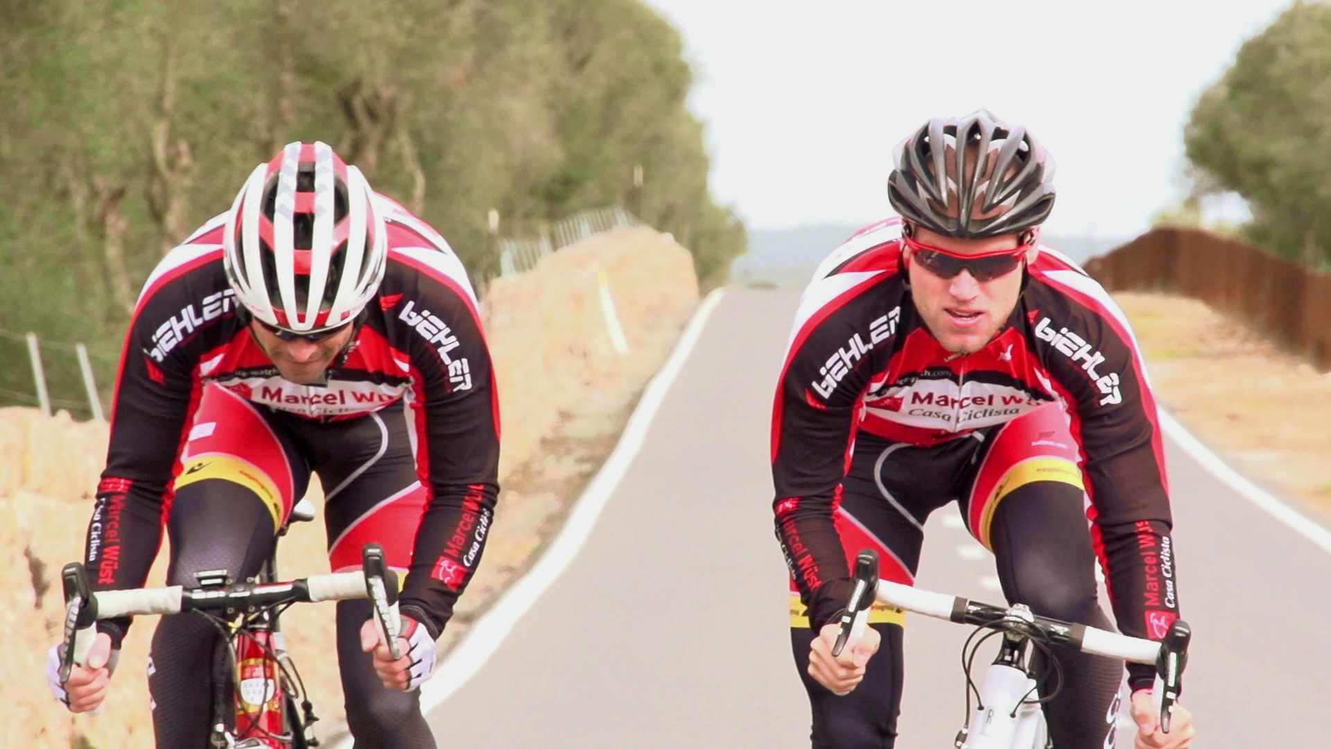How to sprint like Marcel Wüst