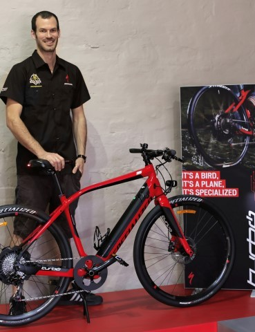 Nat Richards of Woolys Wheels spoke to BikeRadar about the new Turbo S