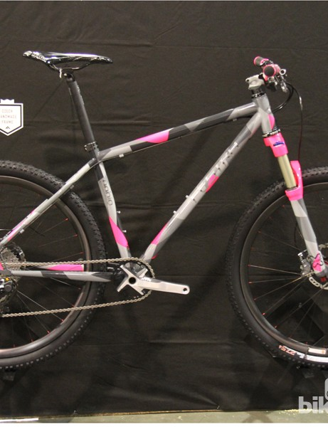 The Festka Pablo is a steel 650B model