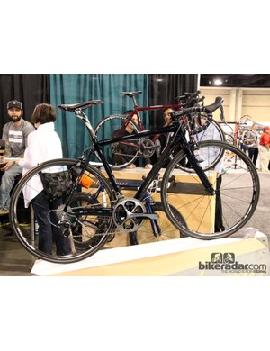 Alchemy Bicycle Company has put its Helios on a major diet, bringing the weight of a 54cm frame down to just over 700g