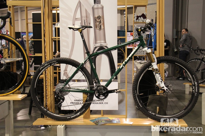 This Mosaic mountain bike was created for a cause and can be bought through a charity auction on The Pro's Closet
