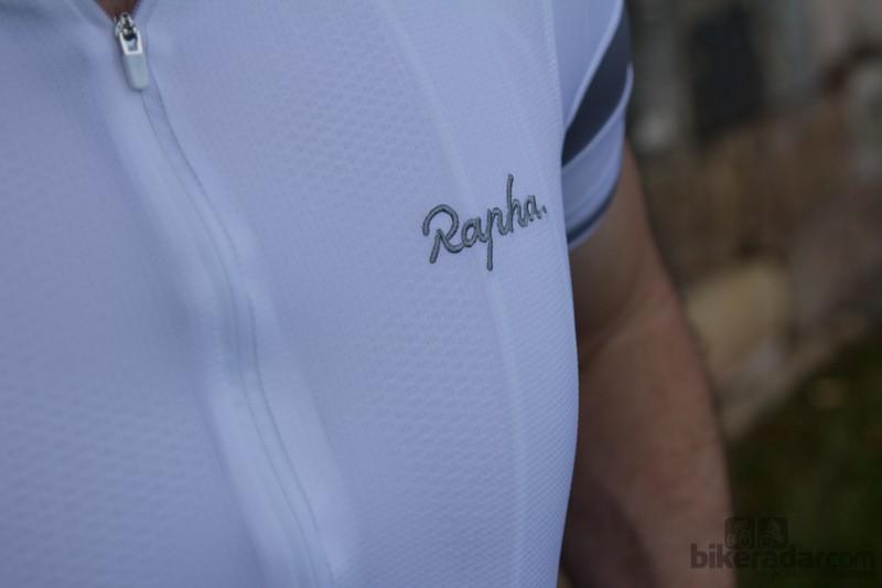 Rapha Super Lightweight jersey – simple styling