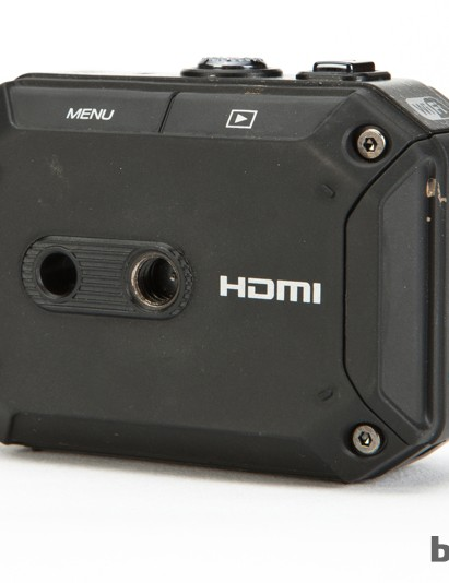 """1/4"""" 20 threaded mounts on the side and bottom provide easy and versatile mounting options"""