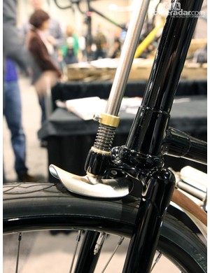 Much as we're terrified to try it, we still can't help but wonder how well this front brake works