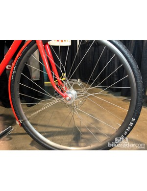 Somehow we get the feeling Sunrise Cycles may have needed one or two extra tries to get the spoke lengths right on this