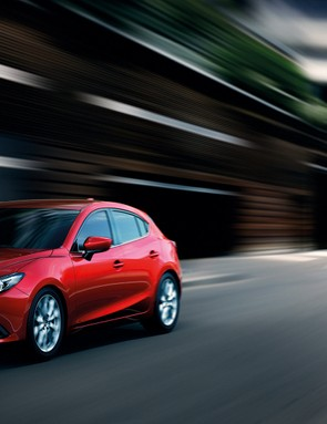 All-new Mazda3 built for speed with comfort