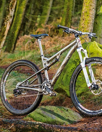 The Pro650 FS-140 might have broken the titanium full sus curse. Maybe