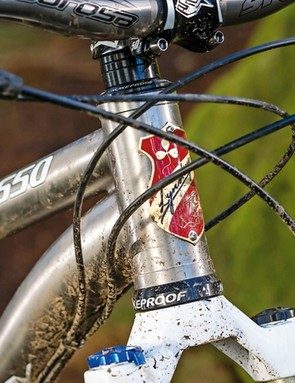 The Lynskey badge is a sign of excellent build quality