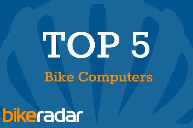 Top five cycle computers