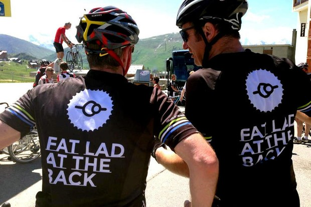 The team at Fat Lad at the Back have launched a Yorkshire sportive