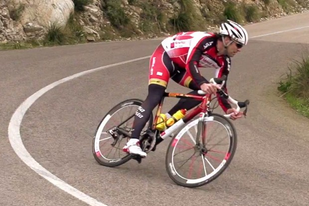 How to descend bravely with Marcel Wüst – video
