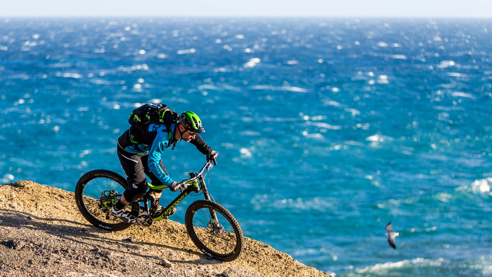 349621afdf6 Cannondale's OverMountain team will be racing the fork in enduros this year