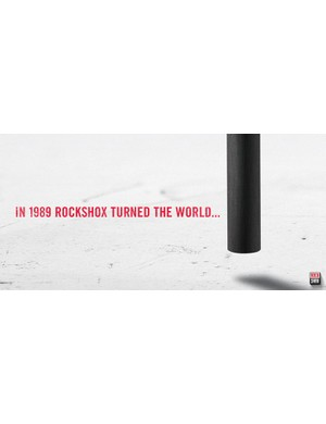 The first teaser happened two days ago - hinting at RockShox RS-1 fork