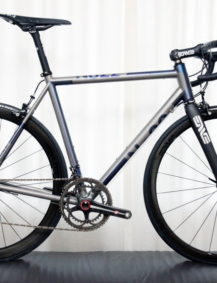 No. 22 Bicycle's Great Divide road frame