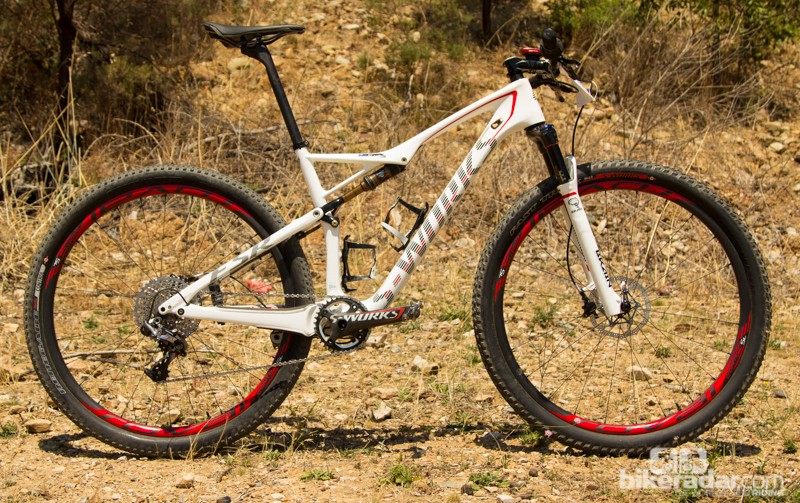 Pro bike: Andy Blair's Specialized S-Works Epic 29 WC - ready to race