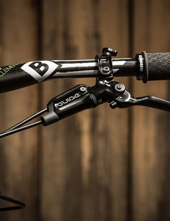 SRAM's new Guide RSC brake lever features tool-free reach  adjust, contact point adjustment and SwingLink technology
