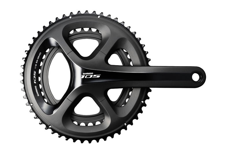 Shimano FC-5800 53-39t chainset
