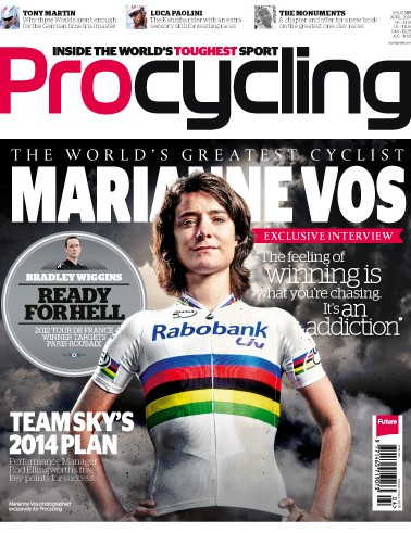 Procycling follows the pros at every race