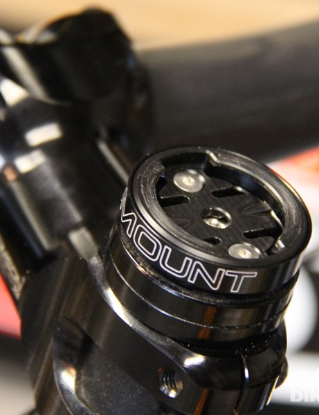 The Pro Mount Billet Enduro Mount takes the place of your top cap