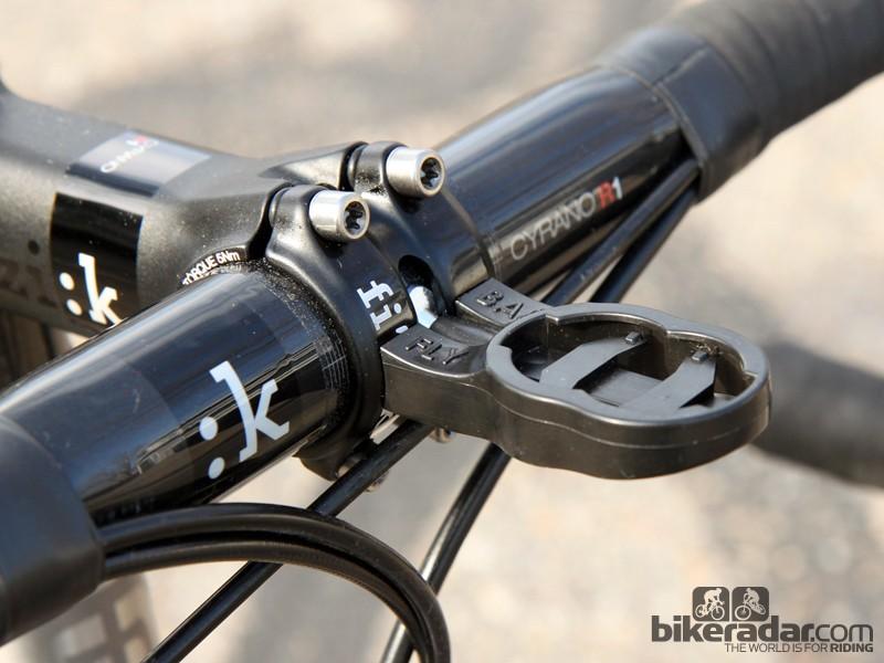 Bar Fly's new fi'zi:k-specific mount is ultra-sleek