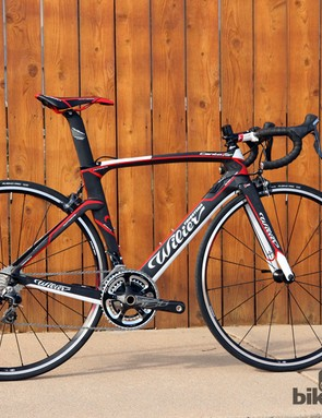 New from Wilier Triestina is the Cento 1 AIR aero road bike