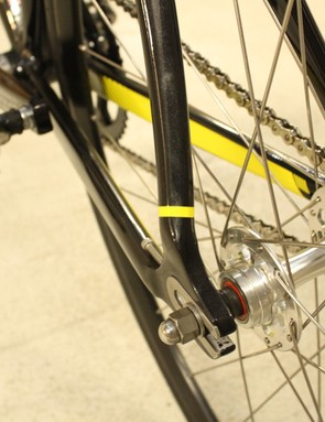 Double fixed rear hub - serious business