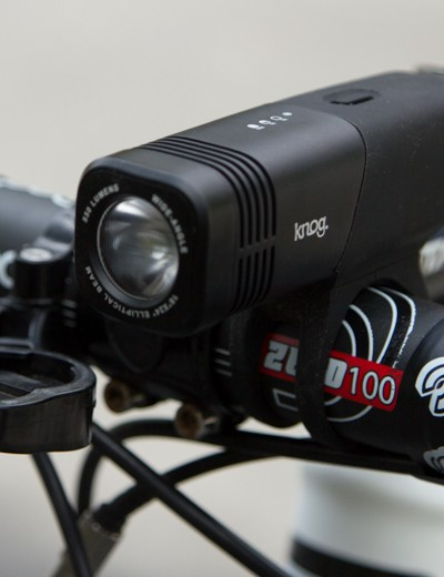The Knog Blinder ARC 5.5